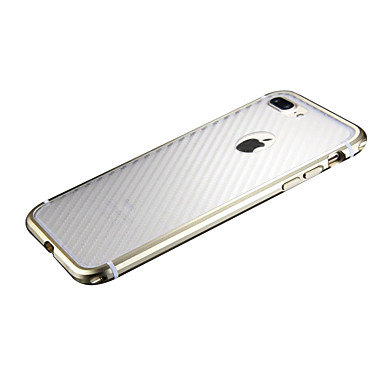 Varten Iskunkestävä Etui Takakuori Etui Linjat / aallot Kova PC varten Apple iPhone 7 Plus iPhone 7 iPhone 6s Plus/6 Plus iPhone 6s/6
