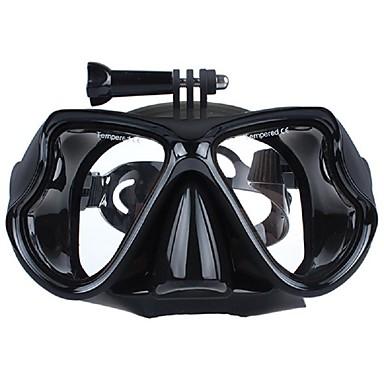 Maski do nurkowania Wodoodporne Dla Action Camera Xiaomi Camera Gopro 4 Gopro 3 Gopro 2 Gopro 3+ SJ4000 SJ5000 SJ6000 Nurkowanie żel