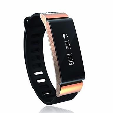 έξυπνο βραχιόλι / έξυπνο ρολόι / δραστηριότητας trackerlong αναμονής / βηματόμετρα / καρδιά παρακολουθεί ρυθμό yyw6 / ξυπνητήρι / απόσταση
