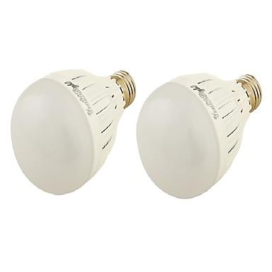 E27 مصابيح كروية LED B 14 الأضواء SMD 5730 ديكور أبيض دافئ أبيض كول 650lm 3000/6000K AC85-265V