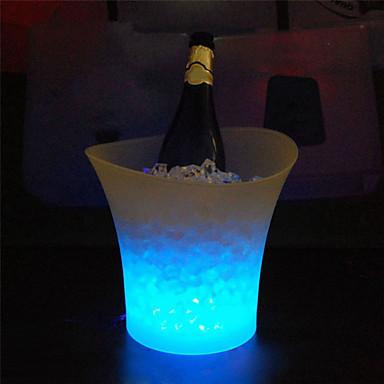 Buz Kovaları ve Şarap Soğutucuları Polipropilen, Şarap Aksesuarlar Yüksek kalite YaratıcıforBarware santimetre 0.17 kilogram 1pc