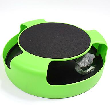 Kissan lelu Koiran lelu Lemmikkieläinten lelut Interaktiivinen Narulelut Plush-lelu Hiirilelu Sarjakuva Kitistä Pallorata Raapimisalusta