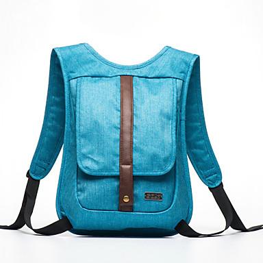 حقيبة السفر تخزين السفر سعة كبيرة إلى ملابس قماش / للجنسين