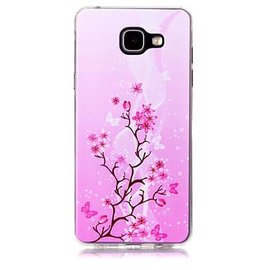 غطاء من أجل Samsung Galaxy A5(2017) A3(2017) نموذج غطاء خلفي شجرة ناعم TPU إلى A3 (2017) A5 (2017) A7 (2017) A7(2016) A5(2016) A3(2016)