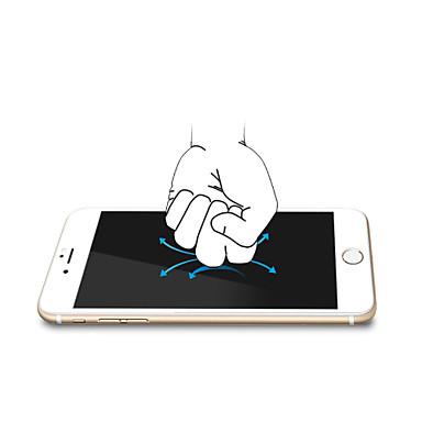 Screen Protector Apple na iPhone 7 Szkło hartowane 1 szt. Folia ochronna całej zabudowy Bardzo cienkie 2.5 D zaokrąglone rogi Twardość 9H