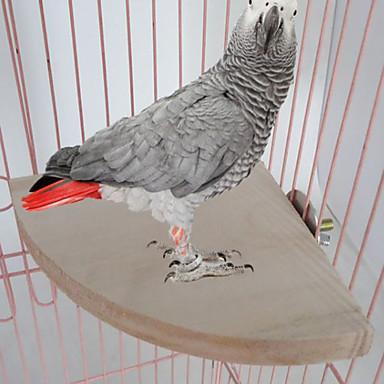 Pasăre Stinghii & scări Culoarea Lemnului Bej