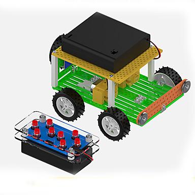 Zabawki Dla chłopców Discovery Toys Zestaw DIY Samochód Metal ABS Tęczowy