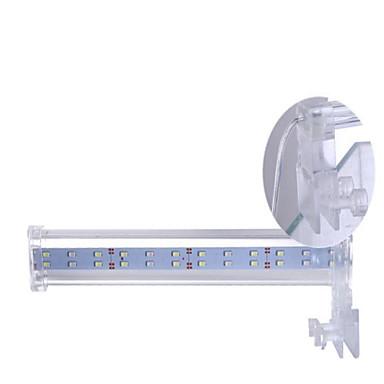 Ενυδρεία Διακόσμηση Ενυδρείου Μπλε Μη τοξικό και χωρίς γεύση Λάμπα LED 220V