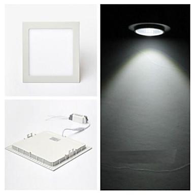 900lm Lumini Panel Plafonieră Spot Încastrat 60pcs LED-uri de margele SMD 2835 Alb Rece 85-265V