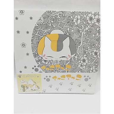 Mai multe accesorii Inspirat de Natsume Yuujinchou Natsume Takashi Hârtie 208*142*12 CM Model de Jucarii păpușă de jucărie