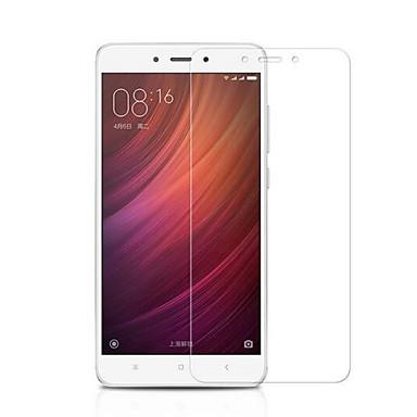 حامي الشاشة XIAOMI إلى Xiaomi Redmi Note 4 زجاج مقسي 1 قطعة حامي شاشة أمامي 9Hقسوة (HD) دقة عالية