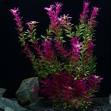 Akvaario Sisustus Vesikasvi Myrkytön ja mauton