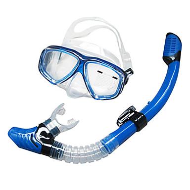 SBART Pacotes de Mergulho / Kit para Snorkeling - Snorkel, Máscara de mergulho - Snorkel Seco Mergulho, Natação Silicone, Vidro Para