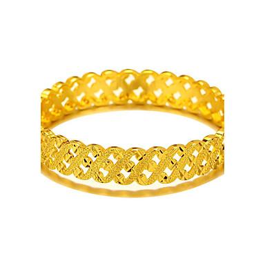 Bilezikler Bilezikler Bakır Others Doğa Moda Eski Tip Düğün Parti Özel Anlar Doğumgünü Nişan Yılbaşı Hediyeleri Mücevher Hediye Altın,1pc