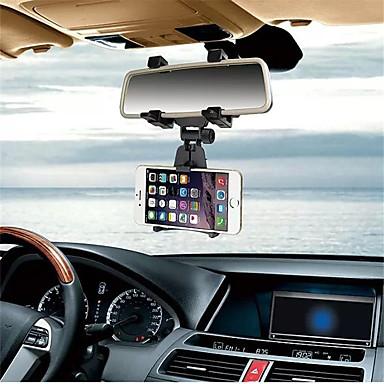 economico Sostegni e supporti per cellulari-supporto per telefono auto supporto specchietto retrovisore per auto supporto per iphone samsung gps supporto per smartphone universale