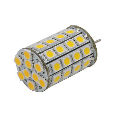 300-330 lm GY6.35 LED Φώτα με 2 pin 49 leds SMD 5050 Διακοσμητικό Θερμό Λευκό