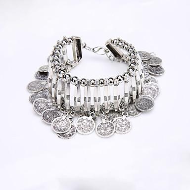 Bransoletki i łańcuszki na rękę Stop Bohemia Style Biżuteria Silver Biżuteria 1szt