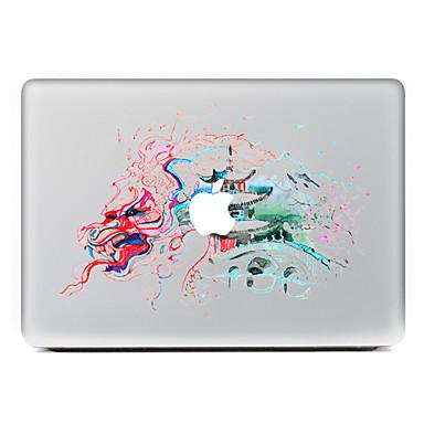1 قطعة ملصق البشرة إلى مقاومة الحك حيوان نموذج PVC MacBook Pro 15'' with Retina MacBook Pro 15'' MacBook Pro 13'' with Retina MacBook Pro