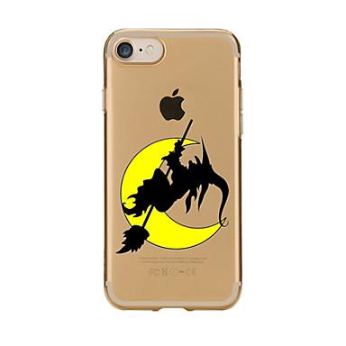 tok Για iPhone 7 Plus iPhone 7 iPhone 6s Plus iPhone 6 Plus iPhone 6s iPhone 6 iPhone 5 iPhone 5C Apple Διαφανής Με σχέδια Πίσω Κάλυμμα