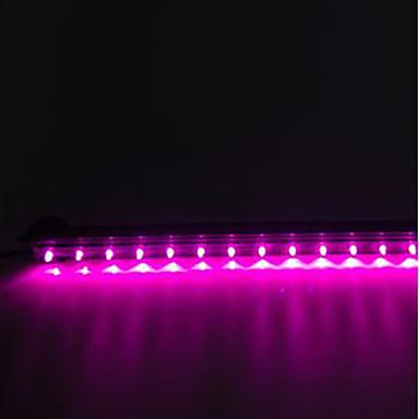 أحواض السمك ضوء LED بنفسجي توفير الطاقة مصباح LED 220VV