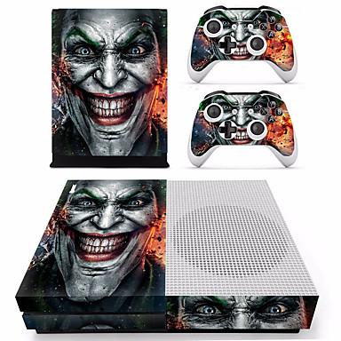 levne Příslušenství k videohrám-B-SKIN XBOX ONE  S PS / 2 Nálepka Pro Xbox One S ,  Zábavné Nálepka PVC 2 pcs jednotka