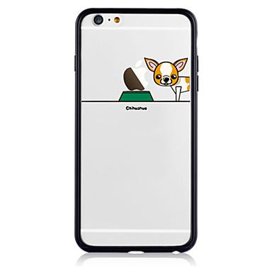 Için Temalı Pouzdro Arka Kılıf Pouzdro Oynanan Apple Logosu Sert Akrilik için AppleiPhone 7 Plus iPhone 7 iPhone 6s Plus iPhone 6 Plus