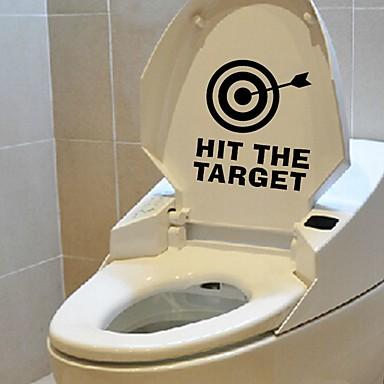 Rysunek Streszczenie Naklejki Naklejki ścienne lotnicze Dekoracyjne naklejki ścienne Naklejki toaleta,Papier Winyl MateriałDekoracja