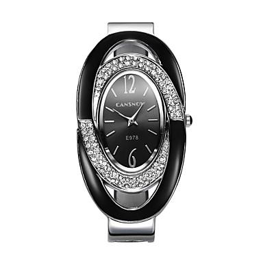 Pentru femei Ceas de Mână Ceas Casual Quartz Aliaj Bandă Argint