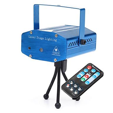 U'King Oświetlenie sceniczne LED Przenośny / a / Łatwa instalacja / Aktywacja za pomocą dźwięku Czerwony / Zielony / 1 sztuka / RoHs / CE