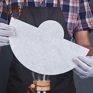 ml Paperi Kahvisuodatin , 5 kuppia Suodatinkahvi valmistaja Kertakäyttöinen