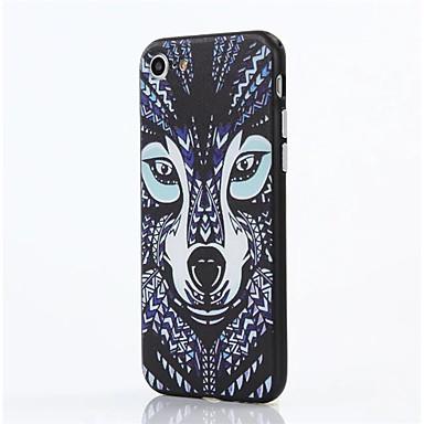 tok Για Apple iPhone 7 Plus iPhone 7 Ανθεκτική σε πτώσεις Πίσω Κάλυμμα Ζώο Σκληρή PC για iPhone 7 Plus iPhone 7 iPhone 6s Plus iPhone 6s