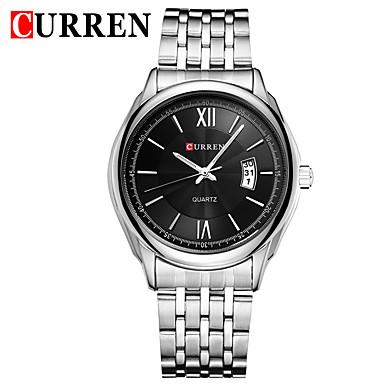 Herrn Einzigartige kreative Uhr Armbanduhr Smart Watch Kleideruhr Modeuhr Sportuhr Chinesisch Quartz Kalender Wasserdicht Großes