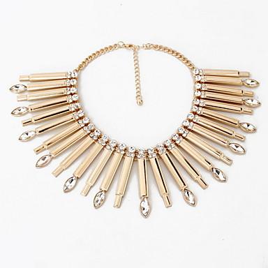 Γυναικεία Σκέλη Κολιέ Κοσμήματα Κοσμήματα Πετράδι Κράμα Μοντέρνα Εξατομικευόμενο Euramerican κοσμήματα πολυτελείας Ευρωπαϊκό Κοσμήματα Για