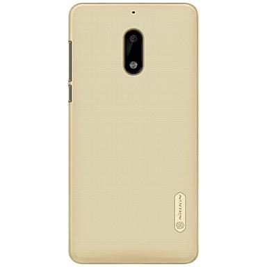 Uyumluluk Kılıflar Kapaklar Buzlu Arka Kılıf Pouzdro Tek Renk Sert PC için Nokia Other