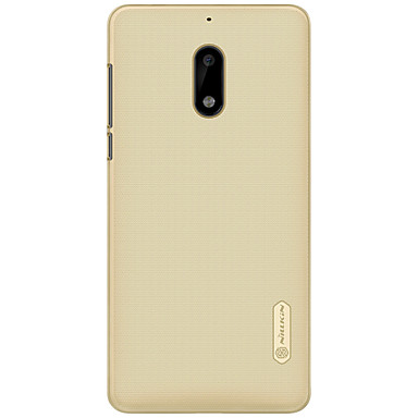 Na Etui Pokrowce Szron Etui na tył Kılıf Solid Color Twarde PC na Nokia Other