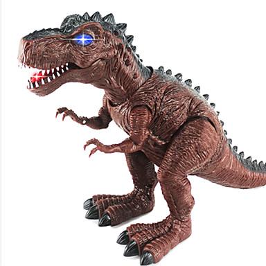 Y Eléctrico Plastico Construcción Figuras El Niños De Dinosaurio Juguet Dinosaurios Jurásico Juguetes Dragones Regalo Triceratops jRLq354Ac