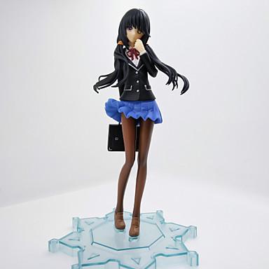 عمل أرقام أنيمي مستوحاة من Date A Live Kurumi Tokisaki PVC 25 CM ألعاب تركيب دمية لعبة