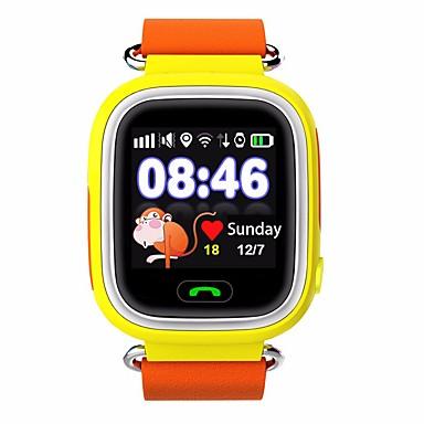 ips SmartWatch GPS copii atinge poziția pe ecran impermeabil Locul de amplasare căutare copil sos anti pierdut monitor ceas inteligent GPS