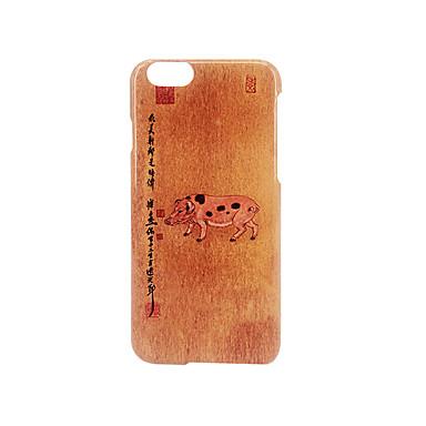 tok Για Apple Παγωμένη Ανάγλυφη Με σχέδια Πίσω Κάλυμμα Λέξη / Φράση Σκληρή PC για iPhone 7 Plus iPhone 7 iPhone 6s Plus iPhone 6 Plus