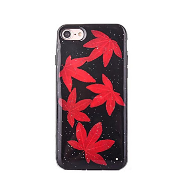 Etui Käyttötarkoitus Apple iPhone 7 Plus iPhone 7 DIY Takakuori Tiili Pehmeä TPU varten iPhone 7 Plus iPhone 7 iPhone 6s Plus iPhone 6s