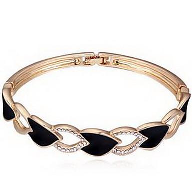 Γυναικεία Βραχιόλια Κοσμήματα Φιλία Μοντέρνα Κρύσταλλο Κράμα Geometric Shape Κοσμήματα Για Γενέθλια