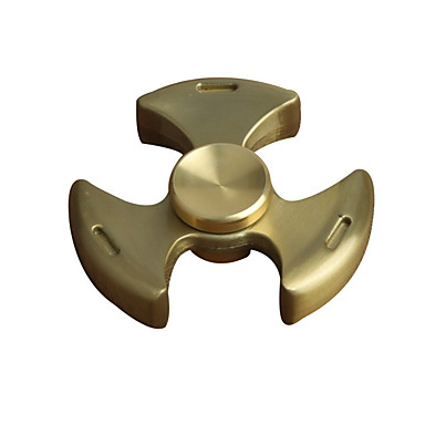 Fidget spinner -stressilelu hand Spinner Lelut Office Desk Lelut Killing Time Focus Toy Lievittää ADD, ADHD, ahdistuneisuus, Autism