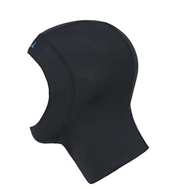 Γιούνισεξ 1mm Σκούφοι Κατάδυσης Διατηρείτε Ζεστό Αναπνέει Βαμβάκι Σκάφανδρο Καπέλο-Κολύμβηση Καταδύσεις Χειμώνας Φθινόπωρο Κλασσικά