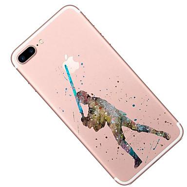 X Fantasia Per Morbido TPU iPhone iPhone disegno retro 05689293 8 Transparente 8 Cartoni iPhone Plus per iPhone 8 iPhone animati Custodia Per Apple X qSztt0