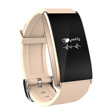 nuodo A58 erkek moman akıllı bilezik / smarwatch / etkinlik trackerlong bekleme / adım ölçer / kalp atış hızı monitörü / çalar saat /