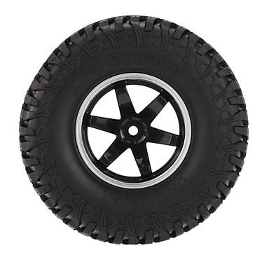 Tires إطار العجلة RC سيارات / عربات التي تجرها الدواب / شاحنات pet بلاستيك مطاط