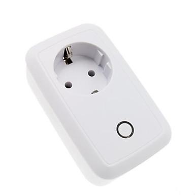 Przepisy europejskie wifi inteligentne gniazdo telefon app pilota zdalne sterowanie zdalne sterowanie wifi smart socket