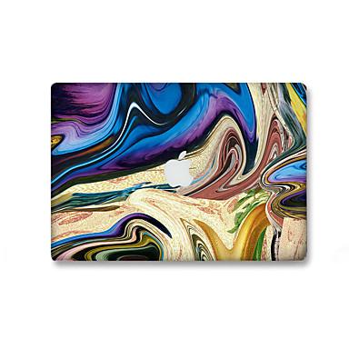 1 τμχ Αυτοκόλλητο Καλύμματος για Προστασία από Γρατζουνιές Κινούμενα σχέδια Μοτίβο Φωσφορίζει στο Σκοτάδι PVC MacBook Pro 15'' with
