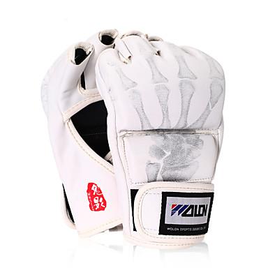 Boxovací rukavice Tréninkové boxovací rukavice na Taekwondo Boks Sztuki walki Bez palców Wearproof Ochronne Wysoka elastyczność Odporny