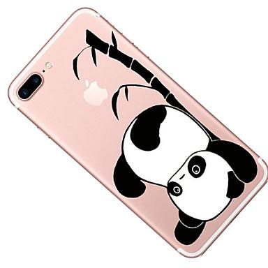 X Custodia Apple 8 retro Morbido Transparente 05745812 Cartoni X iPhone Panda Per iPhone disegno Fantasia per iPhone animati 8 Per TPU Plus iPhone rrXx5vUq